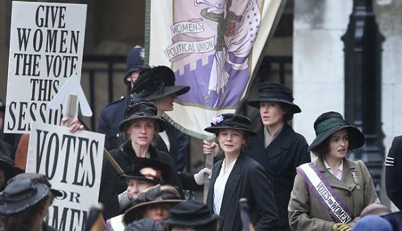 Sufragistas: el cine como documento histórico necesario