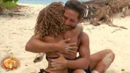 Nyno Vargas regresó a la isla de 'Supervivientes' e hizo las paces con Yiya.