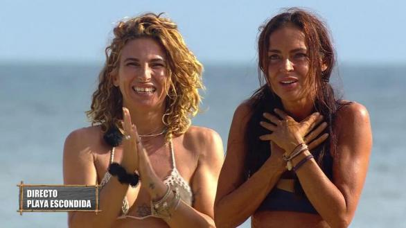 Olga Moreno se ha reencontrado con su hermana Rosa en Honduras, en 'Supervivientes'.