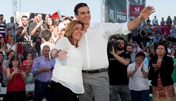 Díaz se refiere a Rajoy como