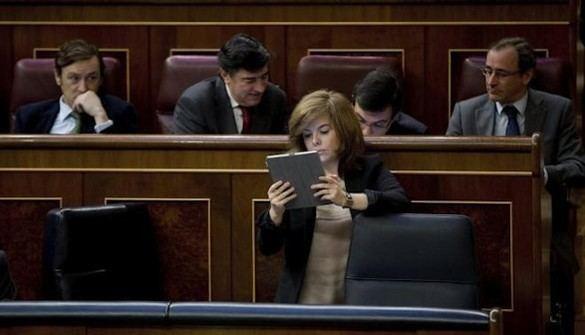 Más de 800.000 euros para dotar a sus señorías de tabletas y ordenadores nuevos