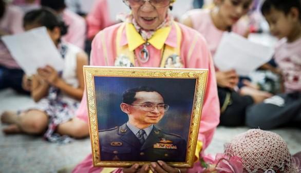 Fallece el rey tailandés Bhumibol Adulyadej, el monarca más longevo del mundo