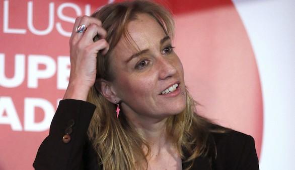 Tania Sánchez acumula 2.400 euros en multas