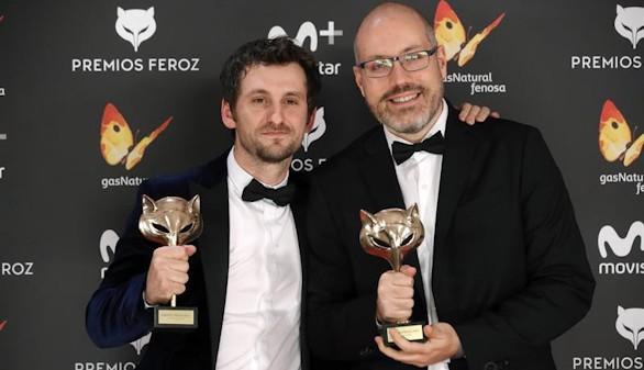 Tarde para la ira arrasa en la entrega de los Premios Feroz