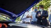 Madrid tendrá Taxis movidos por hidrógeno en menos de un año