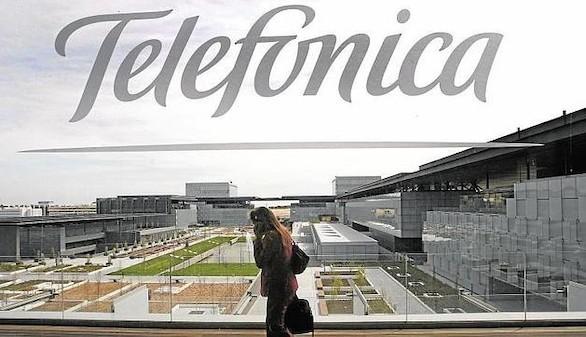 Telefónica aumenta un 69,6% su beneficio neto y recupera los datos positivos en España