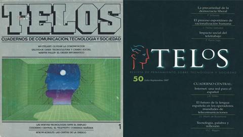 La revista Telos celebra su 30 aniversario