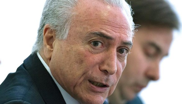 El Supremo de Brasil autoriza investigar al presidente Temer