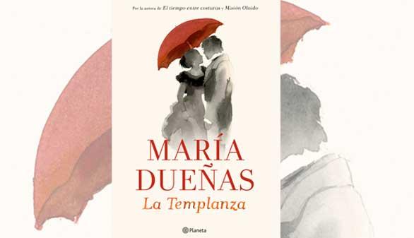 La Templanza, de María Dueñas, será adaptada a la televisión