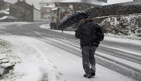 El frío, el viento y la nieve dominarán la Península al menos 48 horas más