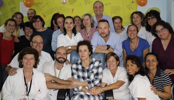 La curación de Teresa Romero, explicada en 'The Lancet'