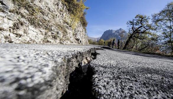 Un nuevo terremoto sacude el centro de Italia