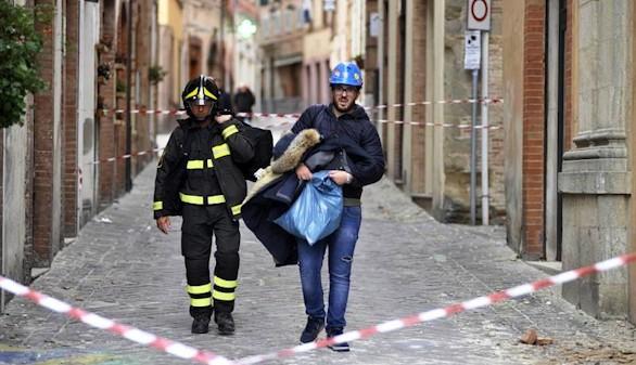 Italia sigue temblando