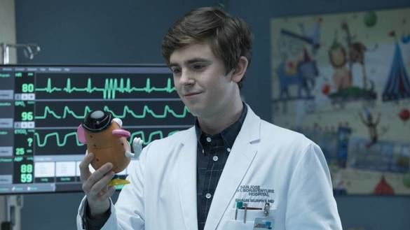 The Good Doctor, invencible pese a los regresos de temporada
