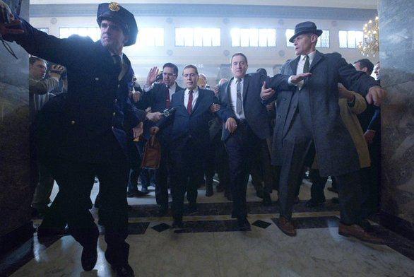 Primer tráiler de The Irishman, la nueva película de Scorsese con De Niro y Pacino