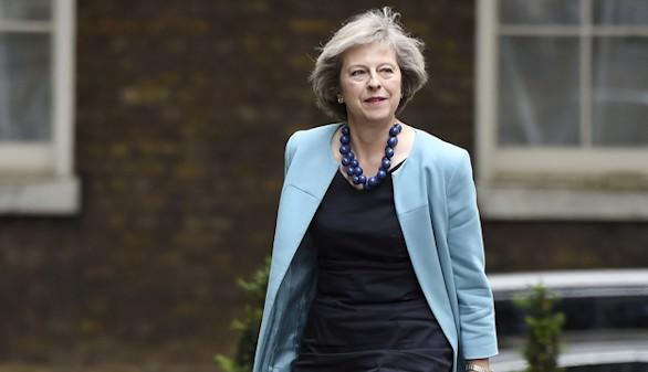 Theresa May encabeza la carrera para suceder a David Cameron