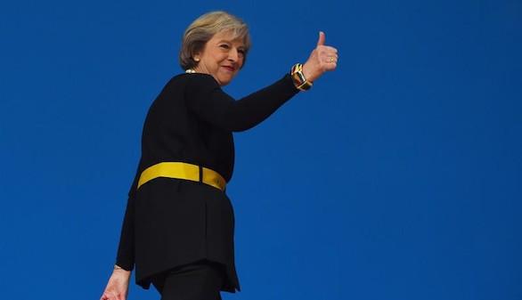 Theresa May prepara un 'Brexit duro': no suplicará ante la UE