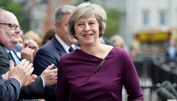 Theresa May será la nueva Primera Ministra este miércoles