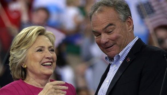Tim Kaine, el 'hispano' que apuntala las opciones de Clinton