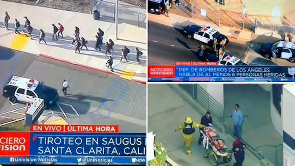 Al menos dos muertos en un nuevo tiroteo en un colegio de Estados Unidos
