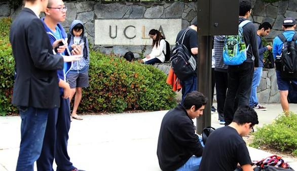 Dos muertos en un tiroteo en un campus de Los Ángeles