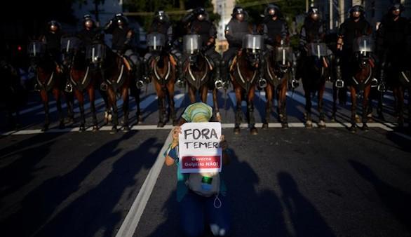 Río 2016. La policía brasileña mata en Maracaná a un presunto atracador