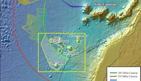 La UE saca las garras en la guerra española por el Telurio de Canarias