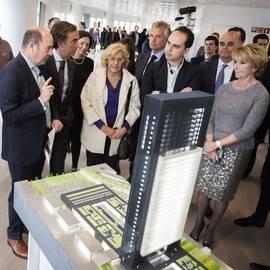 El Grupo Villar Mir presenta 'Caleido', una quinta torre en la Castellana de Madrid