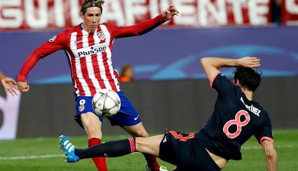 El Atlético resiste y ya es finalista de la Liga de Campeones |Directo