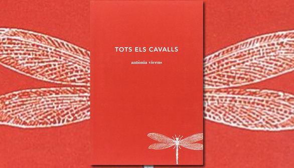 Antònia Vicens gana el Premio Nacional de Poesía por Tots els cavalls