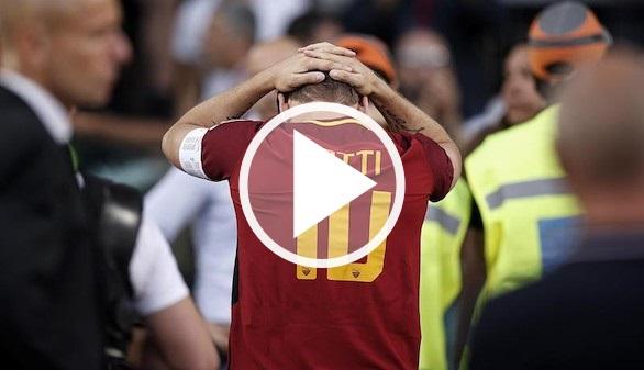 Serie A. Se extingue Totti: el mejor jugador que nunca quiso el Balón de Oro