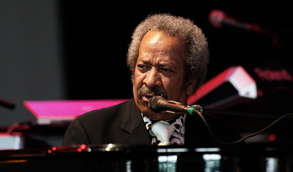 Fallece Allen Toussaint tras actuar en Madrid
