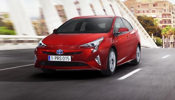 El Toyota Prius radicaliza su aspecto en la cuarta generación