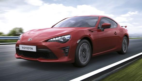 Toyota España lanza el nuevo GT86 2017