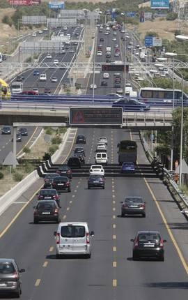La DGT, preparada para los cerca de 5 millones de desplazamientos que espera este puente