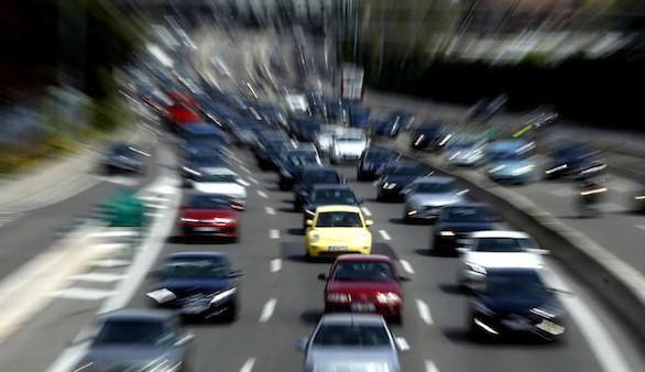 Tráfico espera 11,5 millones de desplazamientos en los puentes de diciembre