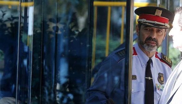 Llarena investiga las 47 comunicaciones del 20S entre Jordi Sánchez y Trapero