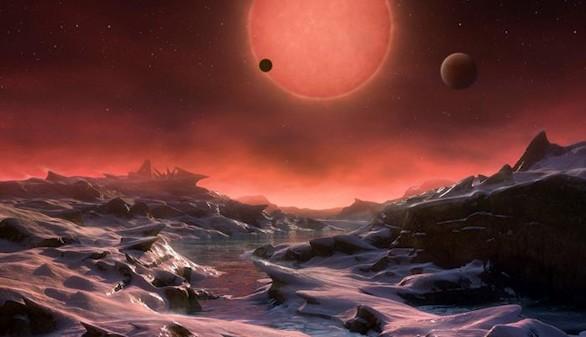 Descubiertos tres planetas de tamaños y temperaturas similares a la Tierra