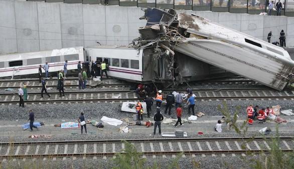Reabierto el caso del accidente del Alvia en Santiago