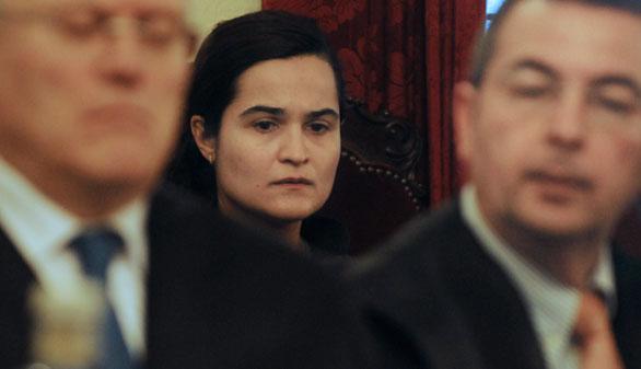 Triana Martínez asegura que Carrasco le negó la plaza por no acostarse con ella