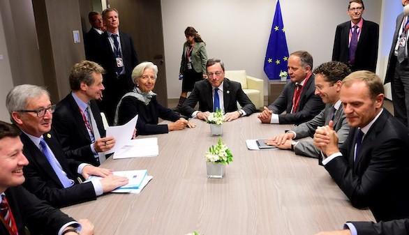 Grecia se prepara para pasar del mandato de la 'troika' al de la 'dupla'