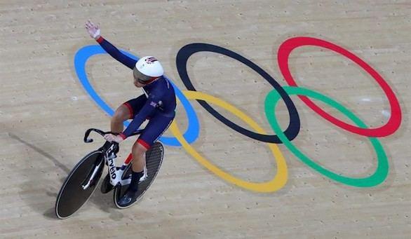 La británica Laura Trott, con el título en omnium femenino, suma segundo oro