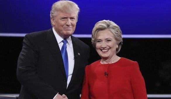 Trump remonta en las encuestas y bajan todas las Bolsas