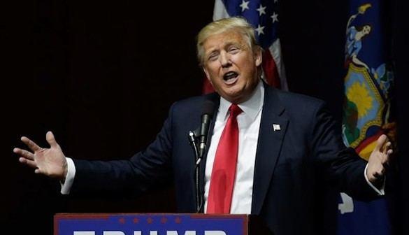 Trump acusa al Partido Republicano de amañar las primarias