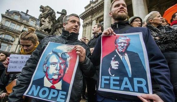 Trump colecciona enemigos a su veto migratorio