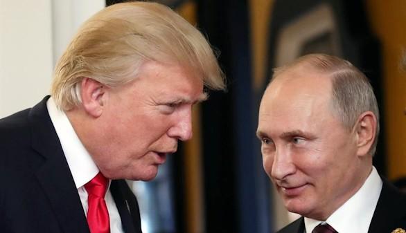 Putin y Trump niegan la injerencia rusa en las elecciones