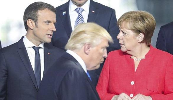 Trump niega una guerra comercial con la UE: sólo es una