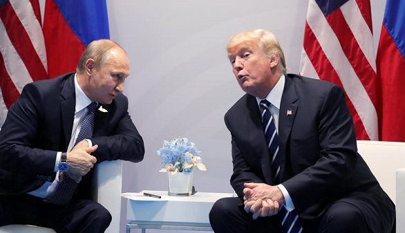 Trump filtró a Putin una trascendental operación de espionaje de Israel contra Daesh