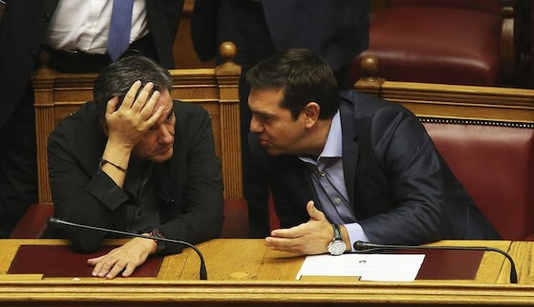 Grecia prepara una amnistía fiscal