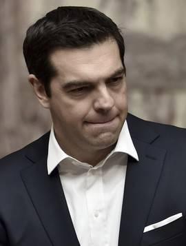 Alexixs Tsipras. Efe